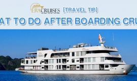 [Cruise Tips] What to do After Boarding?